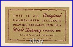 101 Dalmatians Perdita Original Production Cels Disney 1961 Art Corner Per