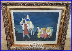 1937 WALT DISNEY original production cels from'Snow White and the Seven Dwarfs