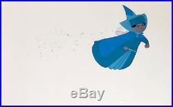 1959 Disney Sleeping Beauty Merryweather Fairy Original Production Animation Cel