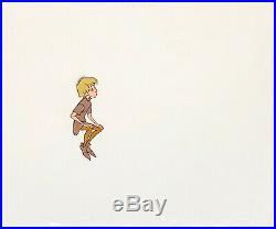 1963 Disney Sword In The Stone Merlin Wart Original Production Animation Cel