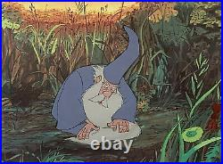 1963 Rare Disney The Sword In The Stone Merlin Original Production Animation Cel