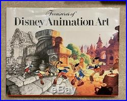 Alice in Wonderland Production Cel Key Master Production Background Walt Disney