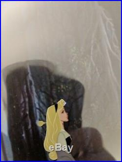 Aurora Sleeping Beauty Cel Art Corner Disney Original Production cel