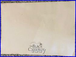 Black Cauldron Horned King, Taran, Gurgi EMPLOYEE LIMITED EDITION Production Cel
