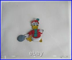 CORN CHIPS Donald Duck Production Cel Walt Disney, directed by Jack Hannah 1951