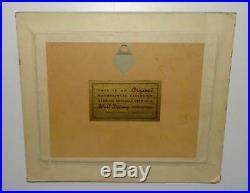 DISNEY1960's LUDWIG VON DRAKE PRODUCTION ANIMATION ART CEL SET-SOLD ART CORNER