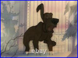 Disney Aristocats Production Animation Cel Napoleon 1977