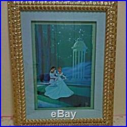 Disney Cinderella Anime Production Cel picture Limited 100 From JP m50