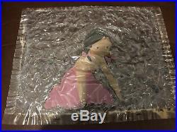 Disney Original Production Cel Painting Jungle Book Sari Girl Signed Disney Seal