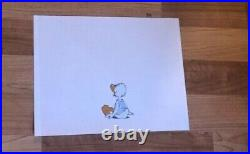 Disney, Production Cel''DUCK TALES Uncle Scrooge'' HAND PAINTED