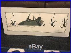 Disney Rescuers Original Production Pan Cel Painting