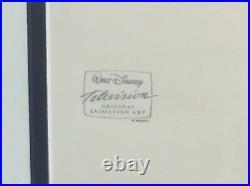 Disney The Lion King Timon Original Production Cel Drawing