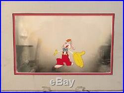 Disney Who Framed Roger Rabbit Original Production Animation Cel