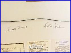 Disney's Robin Hood Autographed Original Production Cel! Prince John/sir Hiss