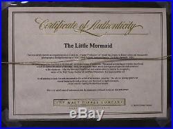 Disney's The Little Mermaid Original Production Cel Ariel