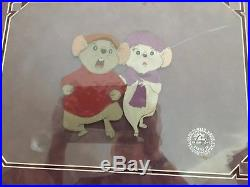 Disney's feature The Rescuers Original hand inked and painted production Cel