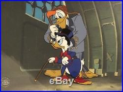 Duck Tales Original Production Cel