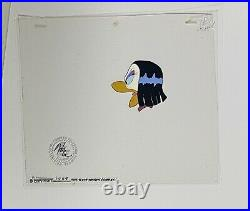 Ducktales Animation cel and Production Background Magica De Spell Magic Mirror
