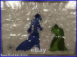 Fantastic 1970 Disney The Aristacats Production Cel! Awesome Images