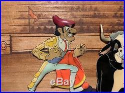 Ferdinand The Bull (1938) Disney Original Production Animation Cel