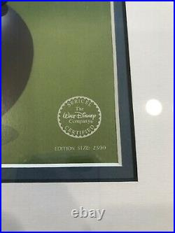 Le Disney Pinocchio Behind The Eight Ball Production Cel