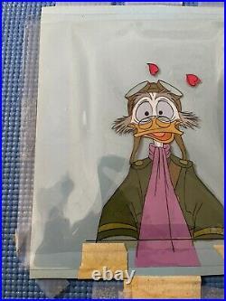 Ludwig Von Drake Original Walt Disney Production Animation Cel