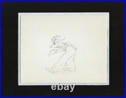 Mortimer Mouse Production Animation cel drawing Disney Mickeys Rival 1936 162