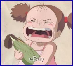 My Neighbor Totoro 1988 MIYAZAKI STUDIO GHIBLI DISNEY Anime production cel