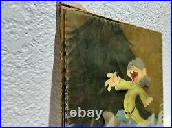 Original Disney Production Animation Cel Dopey from Snow White