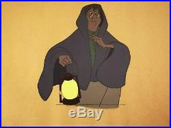 Original Disney The Fox And The Hound Cel Hand Painted Production Art Animation