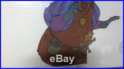 Original Hand -Painted- WALT Disney PRODUCTIONS Cel- SHERIFF (ROBIN HOOD)