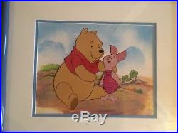 Original Production Animation Cel The New Adventures of Winnie the Pooh
