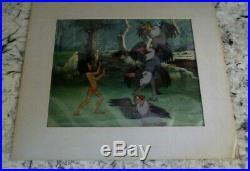 Original Walt Disney Animation Cel or Production Art