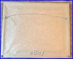 Silly Symphonies 1930s Production Drawing Cel Vintage Walt Disney