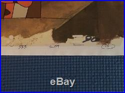 The New Adventures of Winnie the Pooh Tigger, Private Ear Production Cel