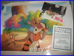 Tigger Roo 1974 Original Disney production cel Winnie the Pooh Great Condition
