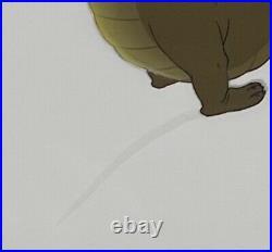 Walt Disney 1977 Pete's Dragon Elliott Animation Production Cel Please Read