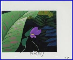 Walt Disney Alice in Wonderland original production Cel 1951 Cellulo original