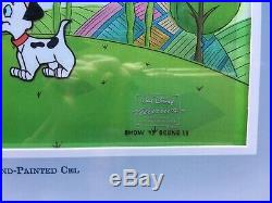 Walt Disney Animation Art Original Production Cel 101 Dalmatians- TV Series