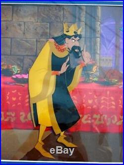 Walt Disney Sleeping Beauty 1959 Original Production Cels