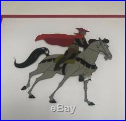 Walt Disney's Sleeping Beauty Prince Phillip Original Animation Production Cel