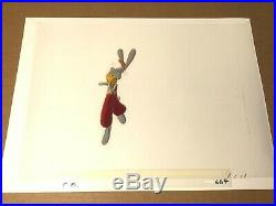 Who Framed Roger Rabbit (1988) original production cel Disney animation art